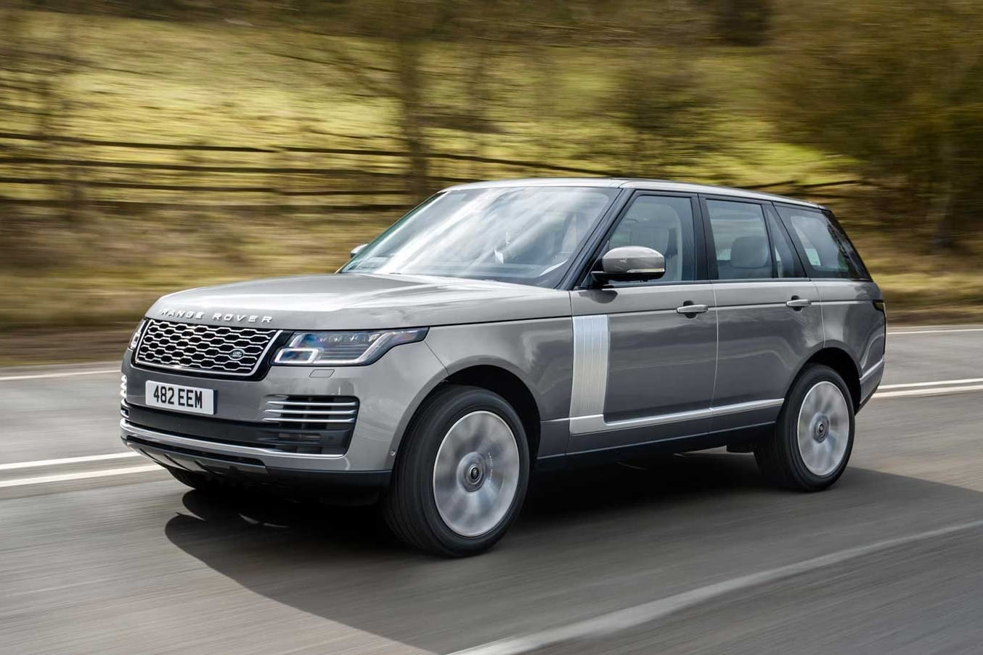 2020 Range Rover debuts Ingenium straight-six