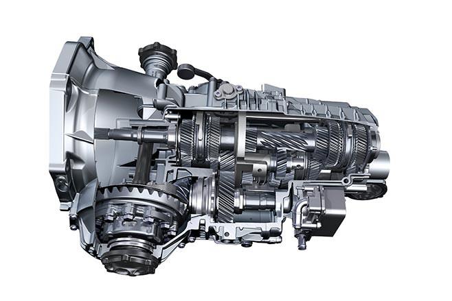 Porsche 911 manual transmission