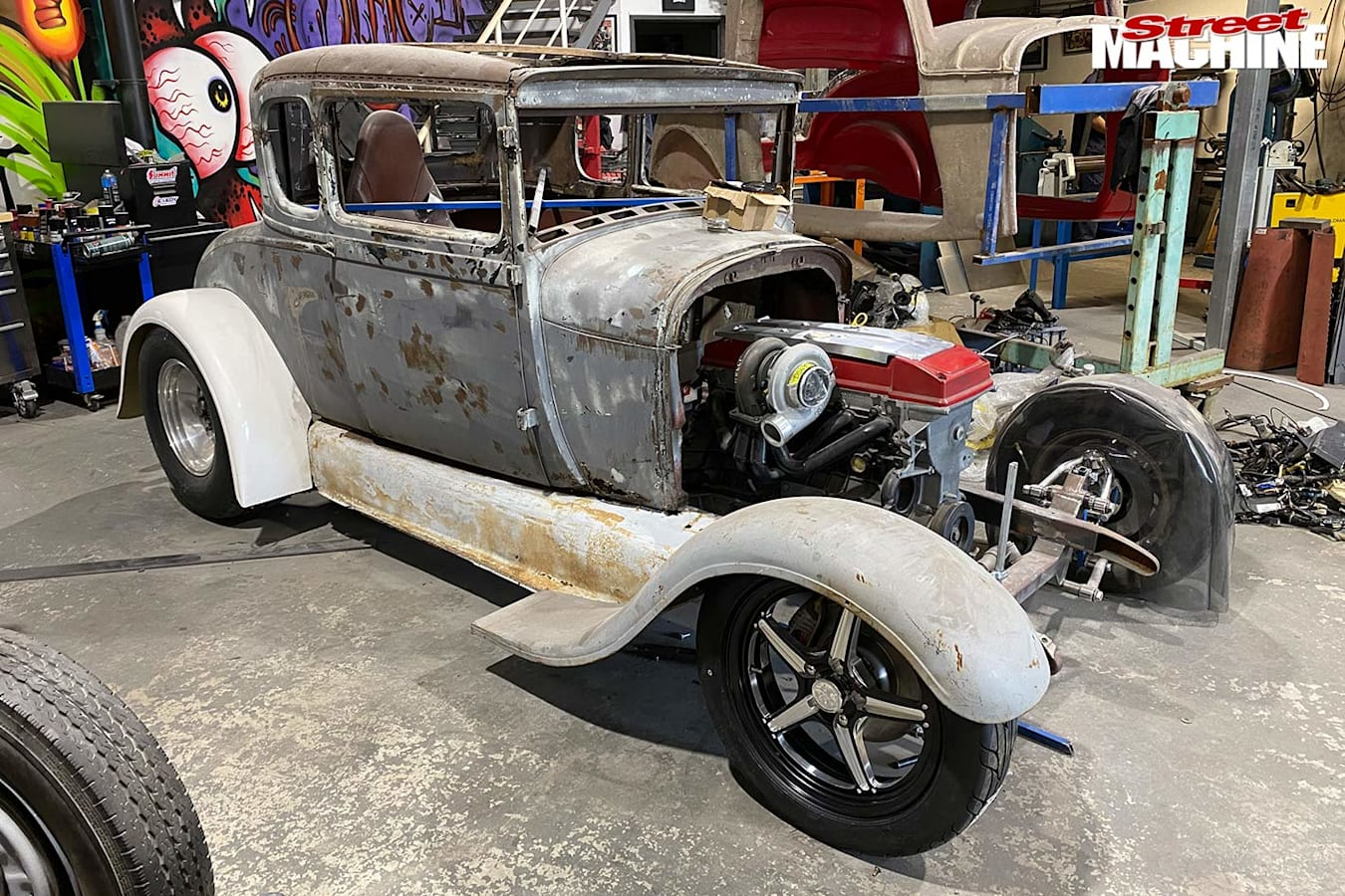 Ford Model A build