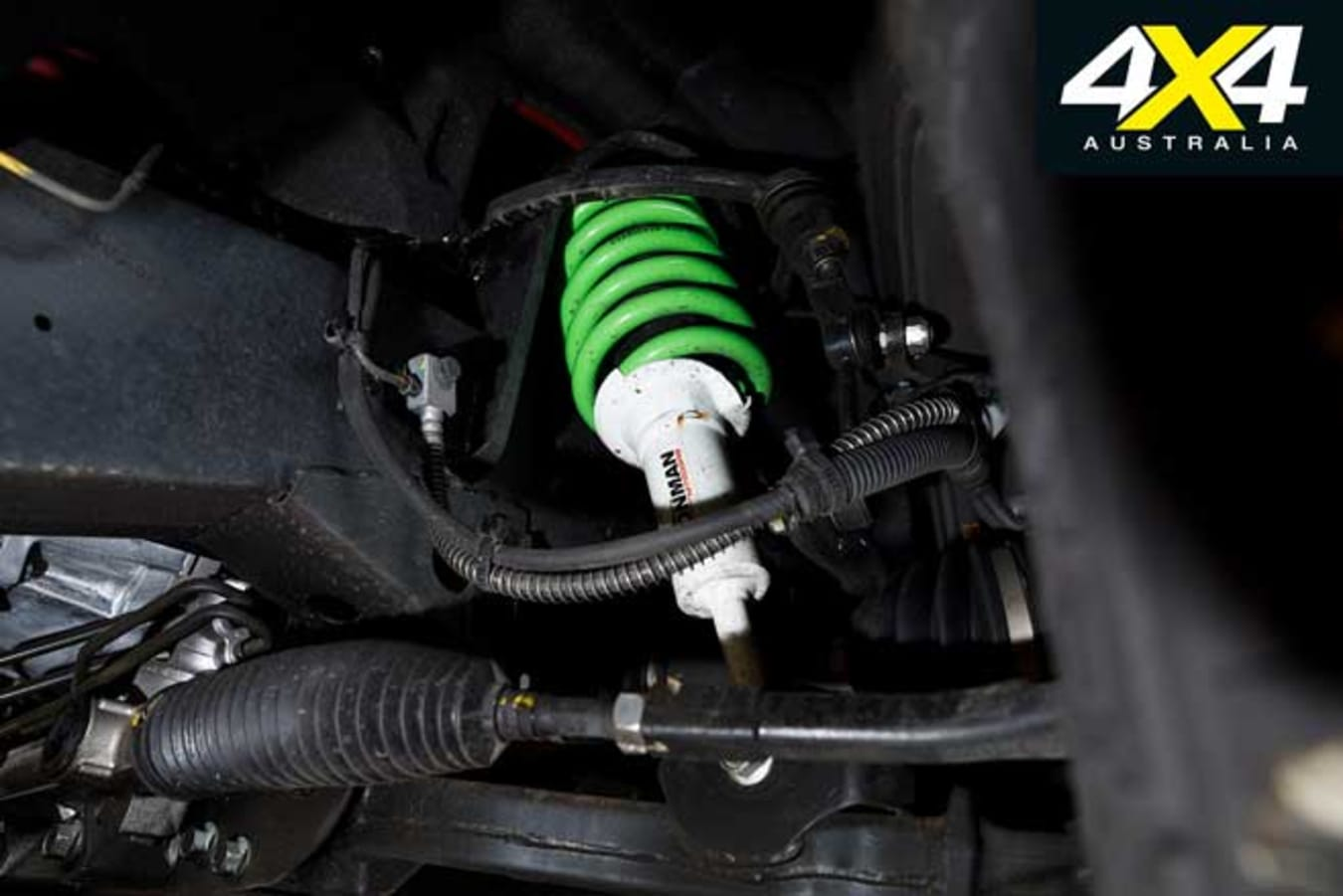 Ssangyong Musso XLV Suspension Package Jpg