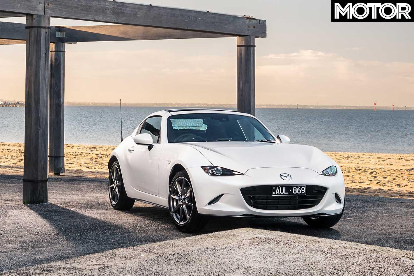 2018 Mazda MX 5 RF Front Static Jpg