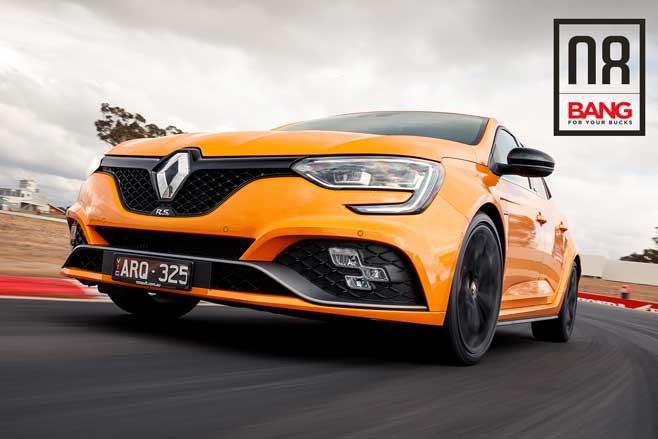 Bang For Your Bucks 2019 Renault Megane RS 280 Cup Ranking Jpg