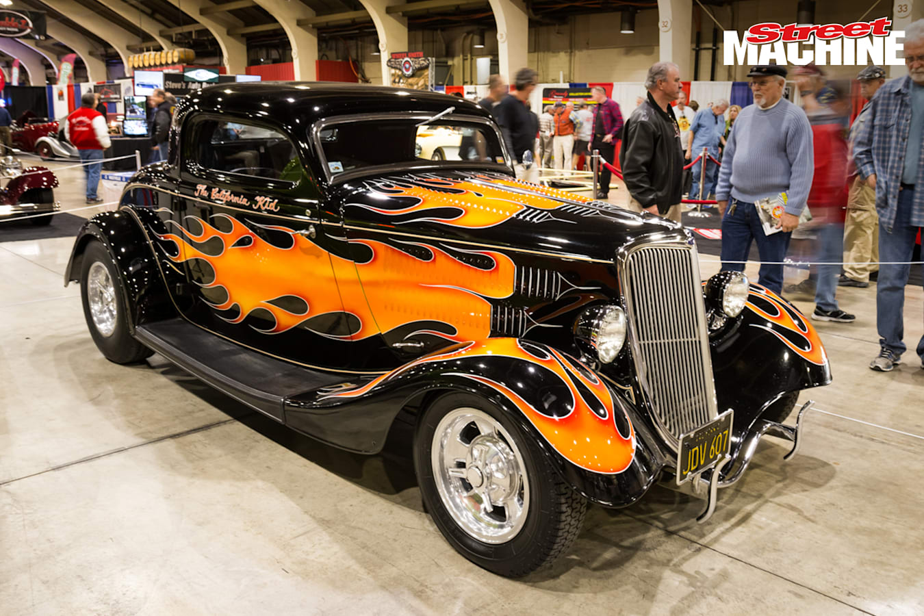 Grand National Roadster Show 1309