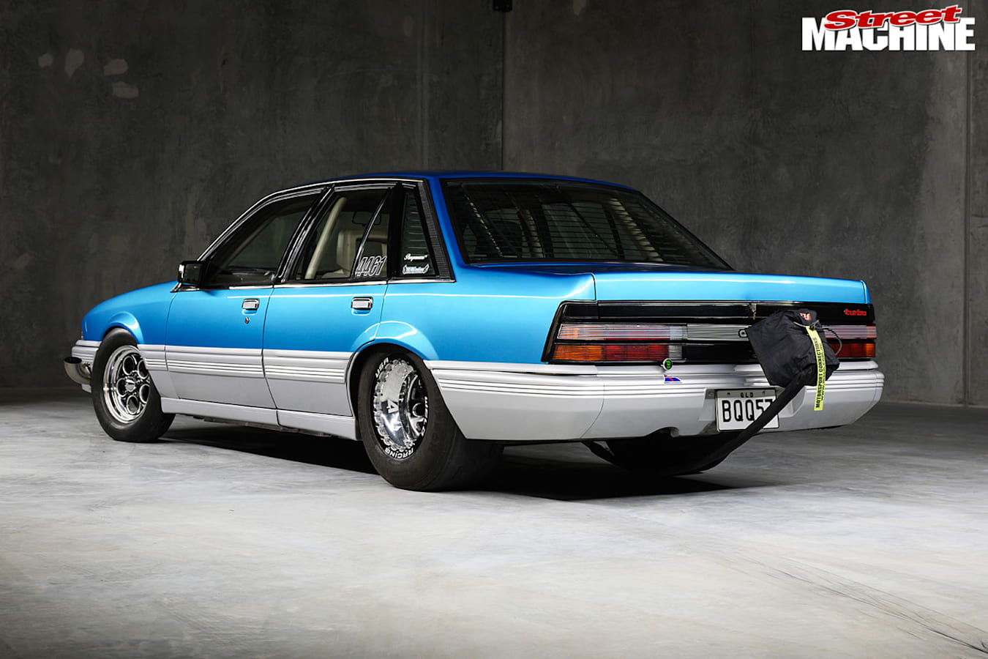 Holden VL Calais rear