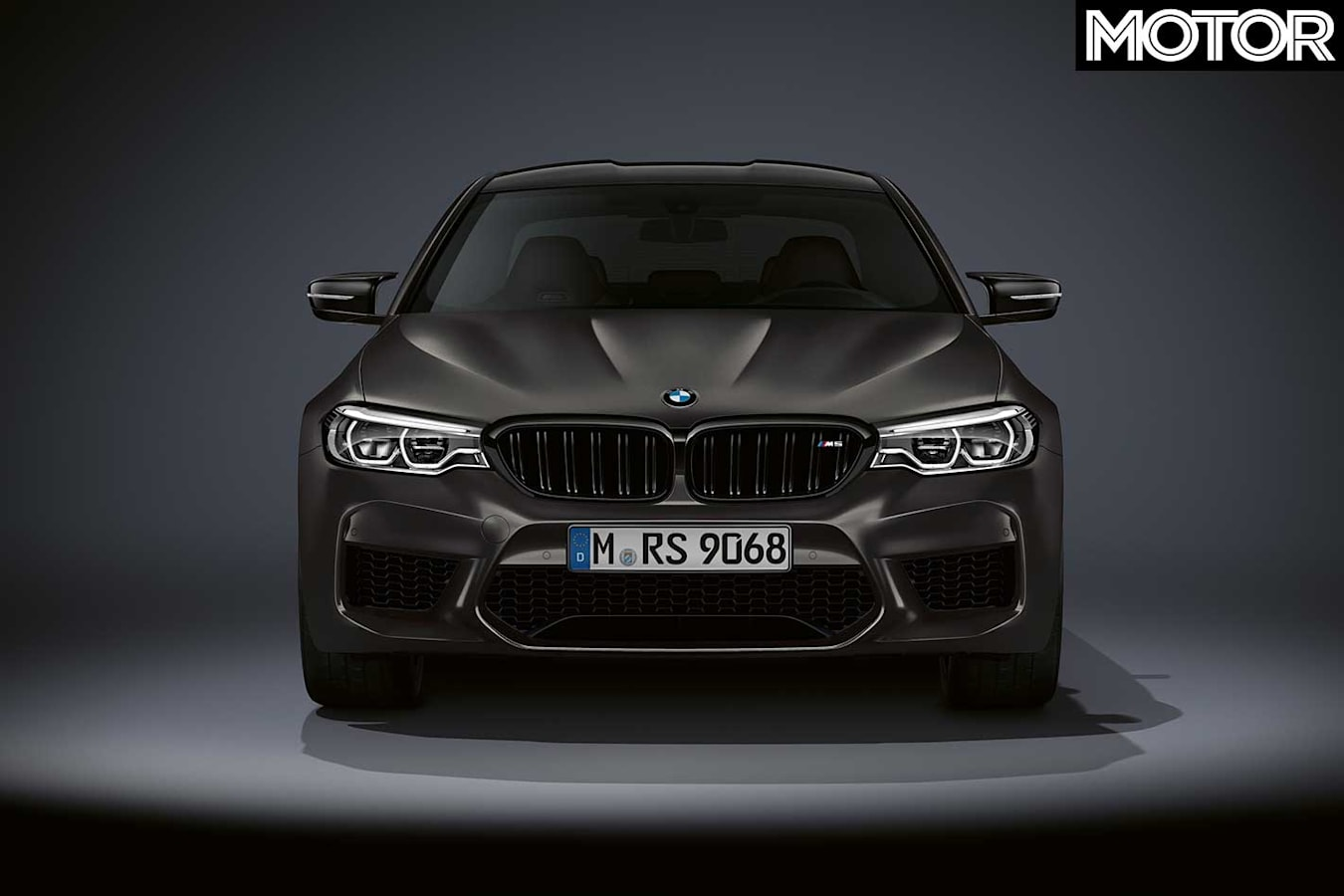 2019 BMW M 5 Edition 35 Years Front Jpg