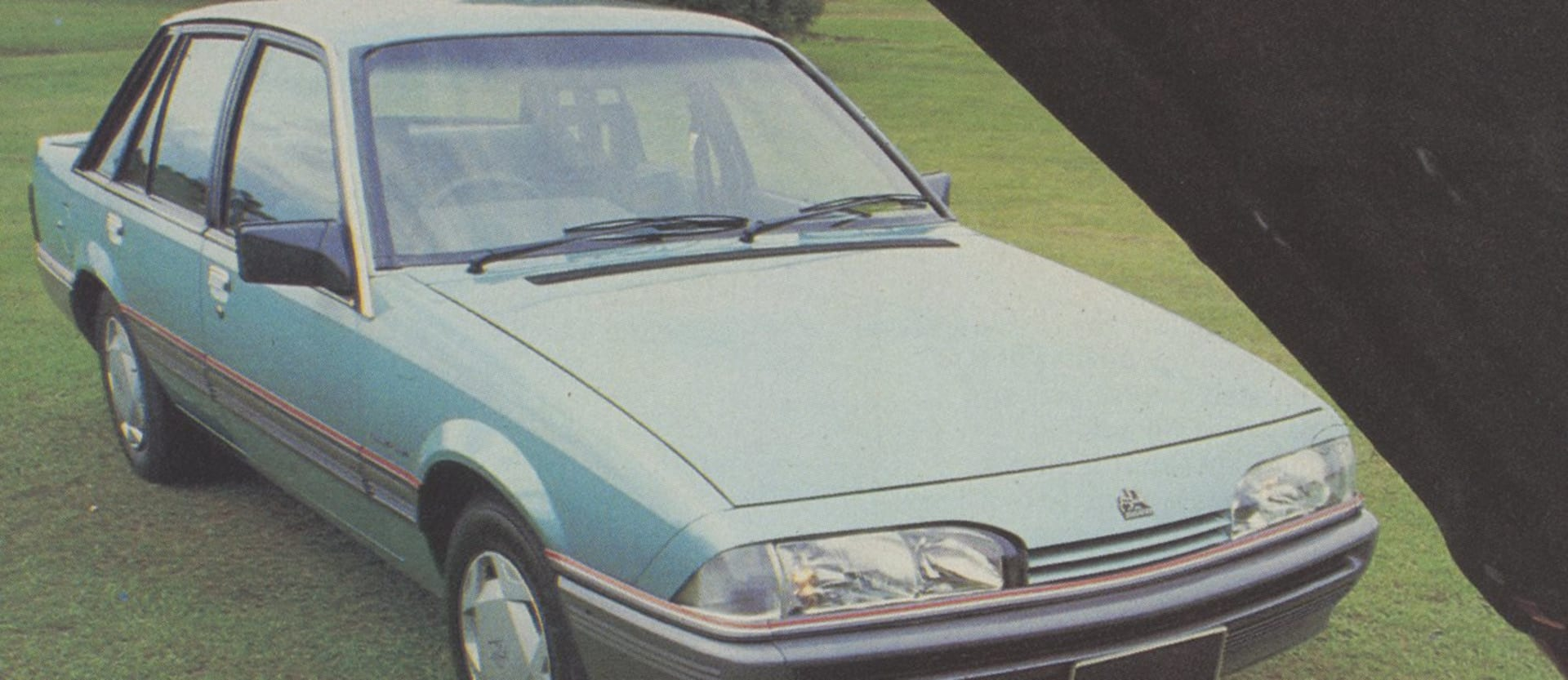 1986 Holden Commodore: No looking back