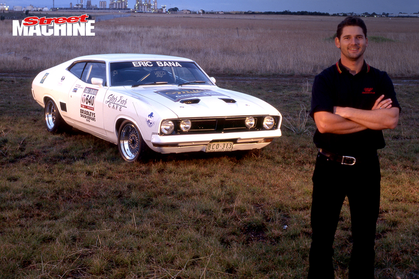 Eric Bana Ford XB Coupe
