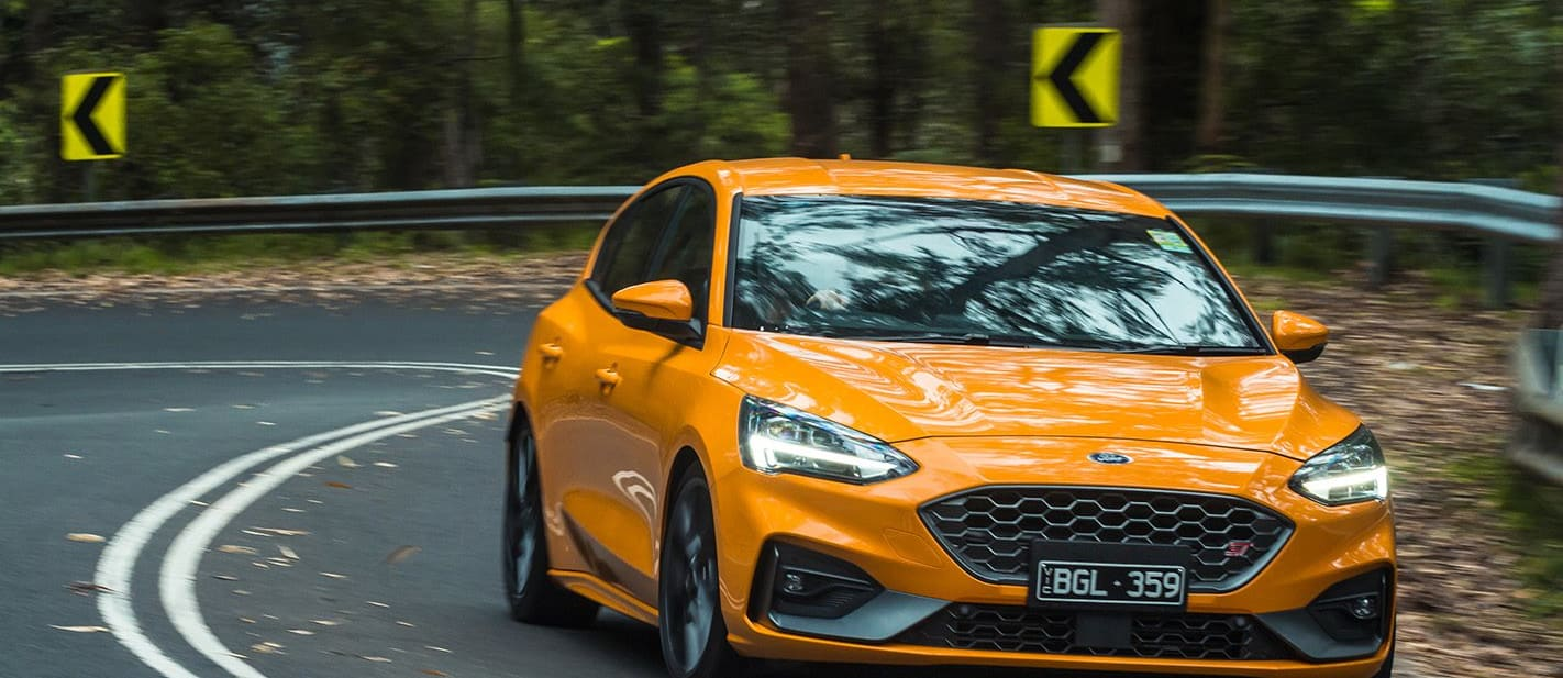 2020 Ford Focus ST review