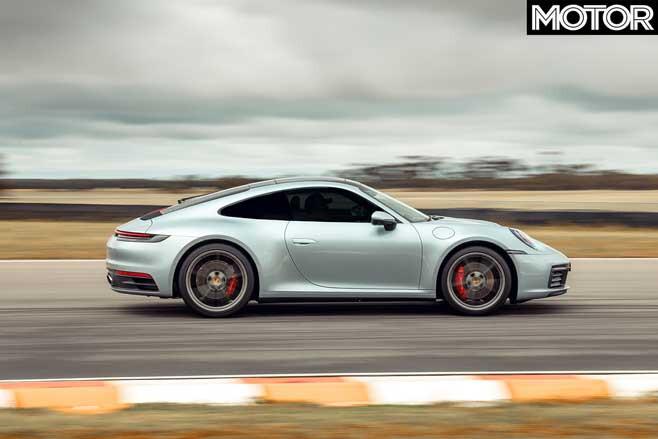 PCOTY 2020 Porsche 911 Carrera S Track Performance Jpg