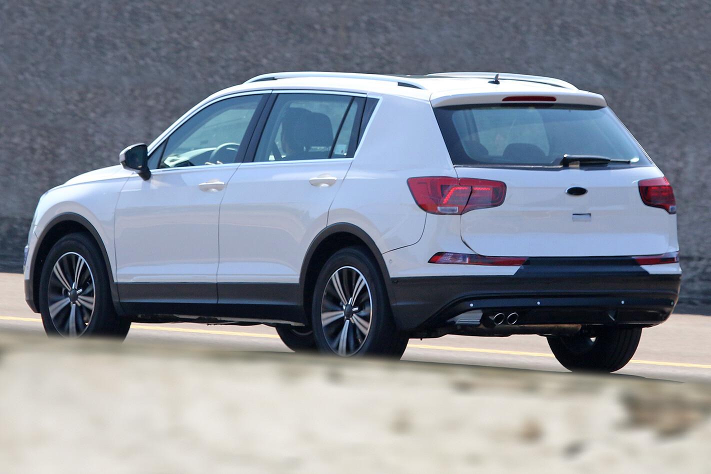 Volkswagen Tiguan Allspace Rear Side Jpg