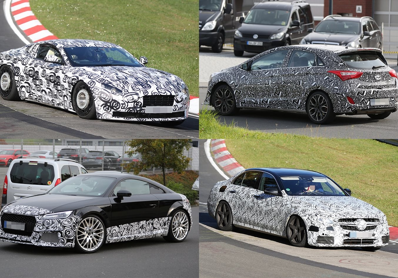 Cars coming in 2016