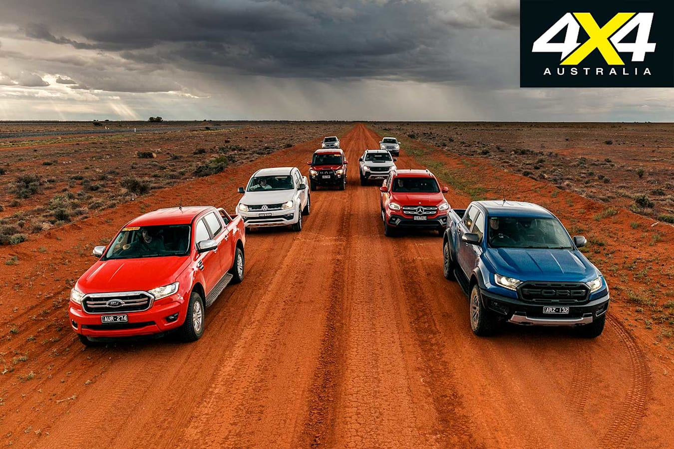 4 X 4 Of The Year 2019 Road Test Jpg