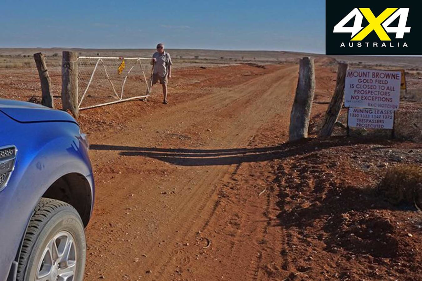 Outback Cattle Gate Opinion Jpg