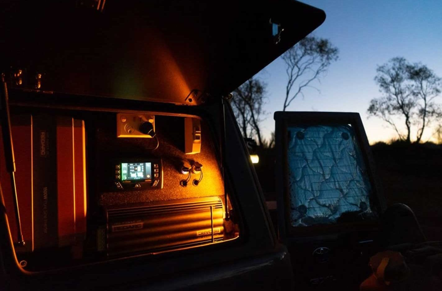 Experienced tourers RedVision review