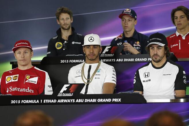 Formula One Drivers