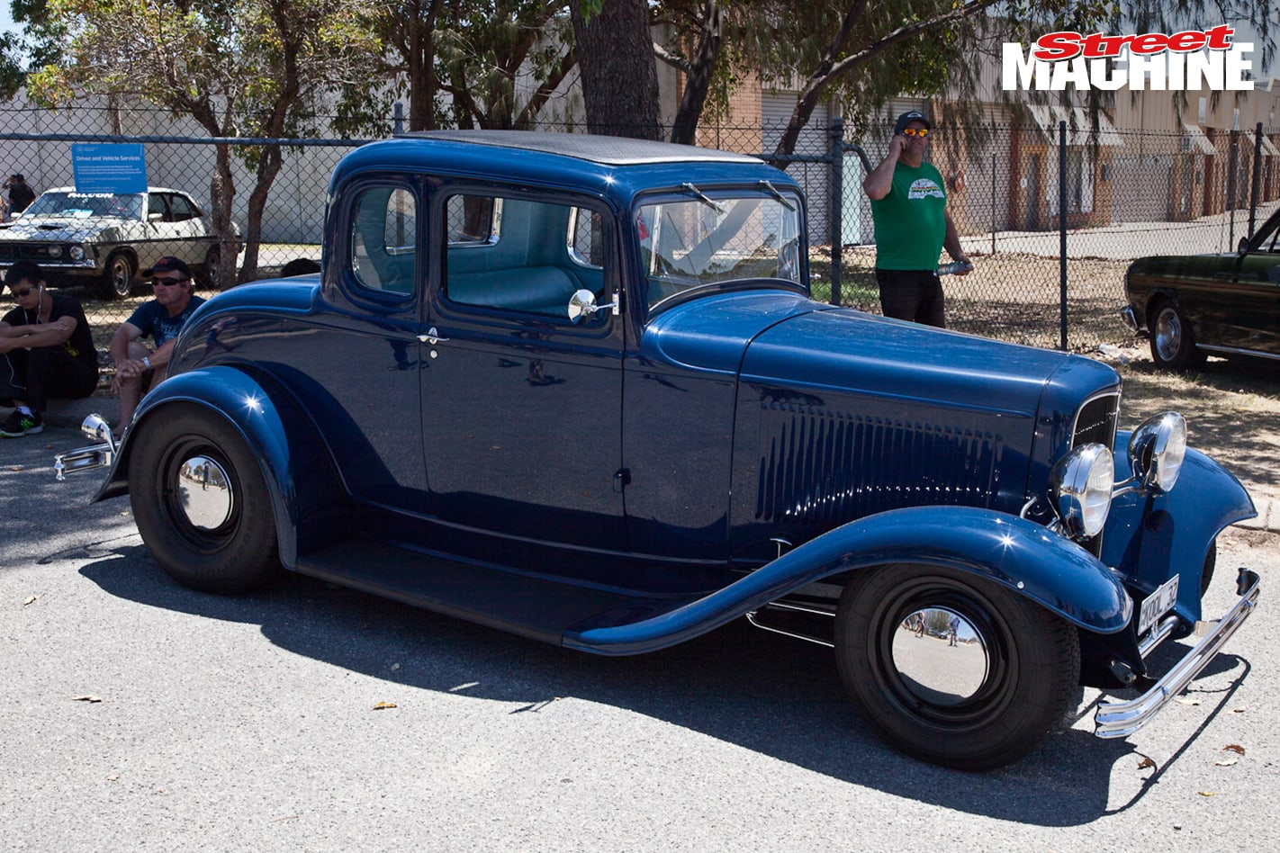 32 Ford Five Window 21 Nw