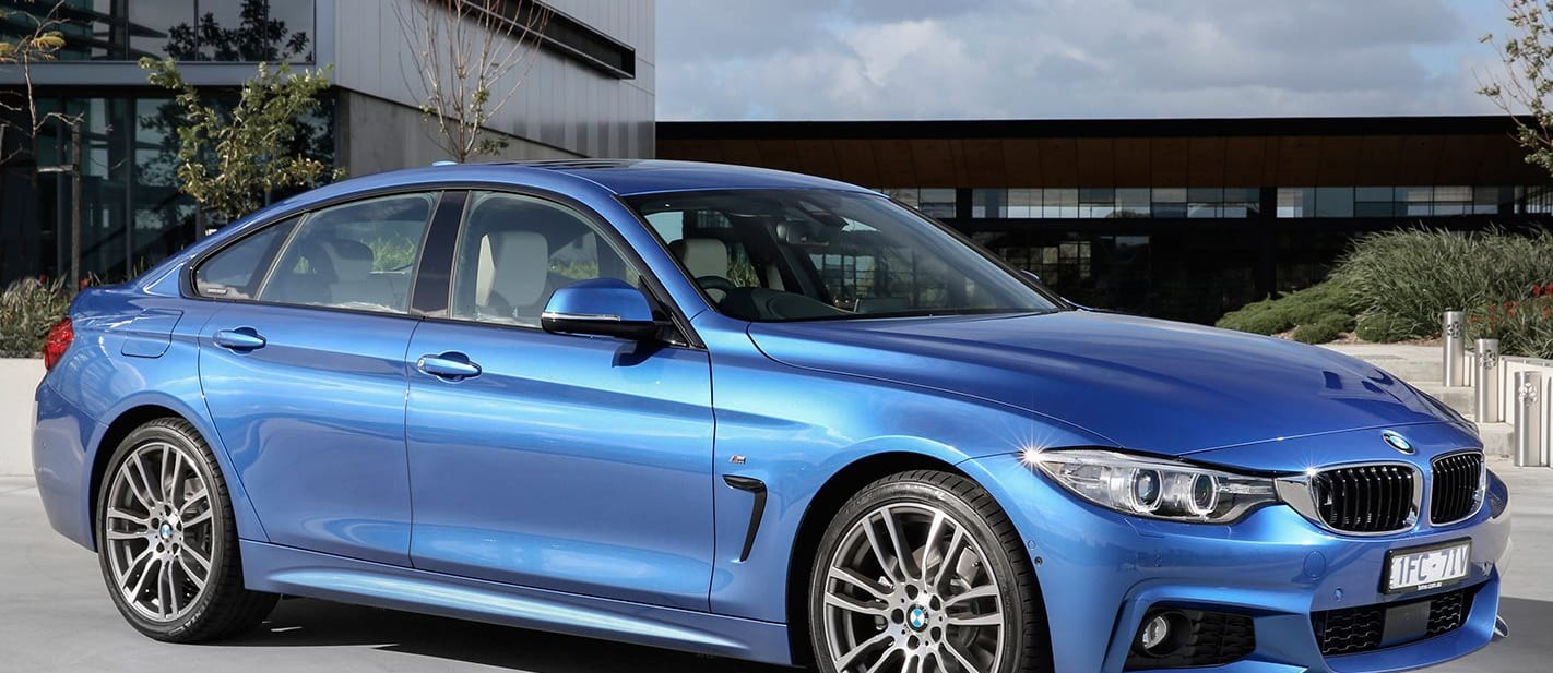 BMW 430 I Gran Coupe Front Jpg