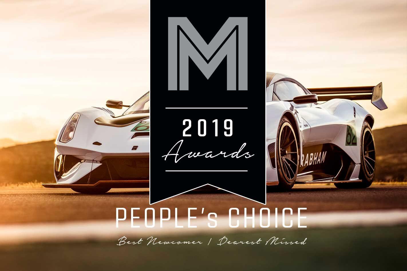 2019 MOTOR Awards People Choice