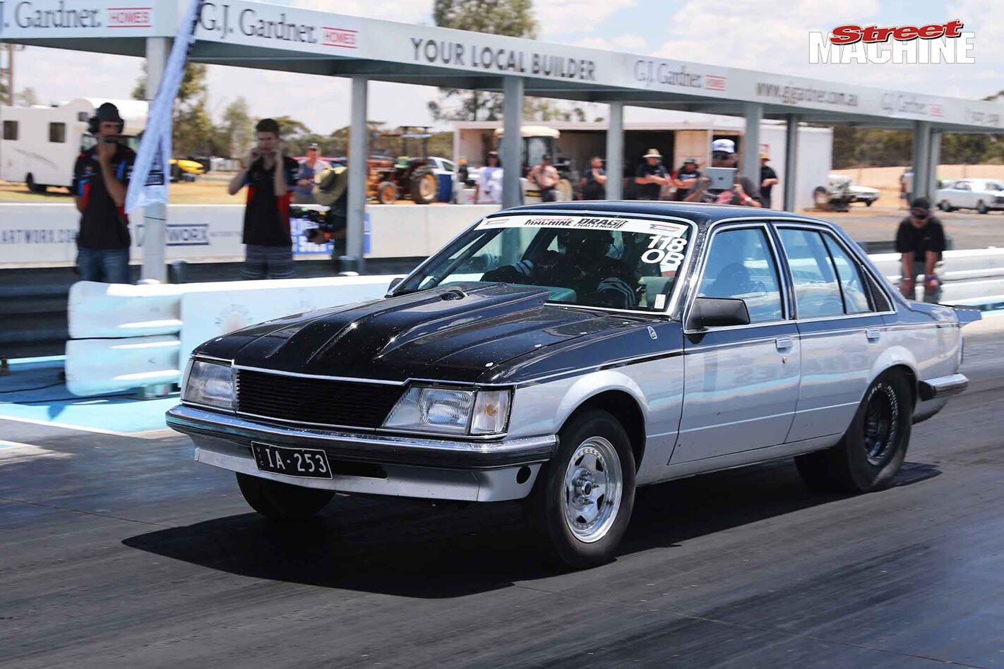 Bubba's Holden VH Commodore