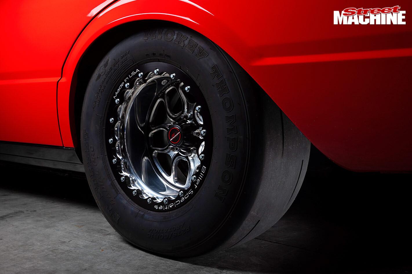 Ford XD Falcon wheel