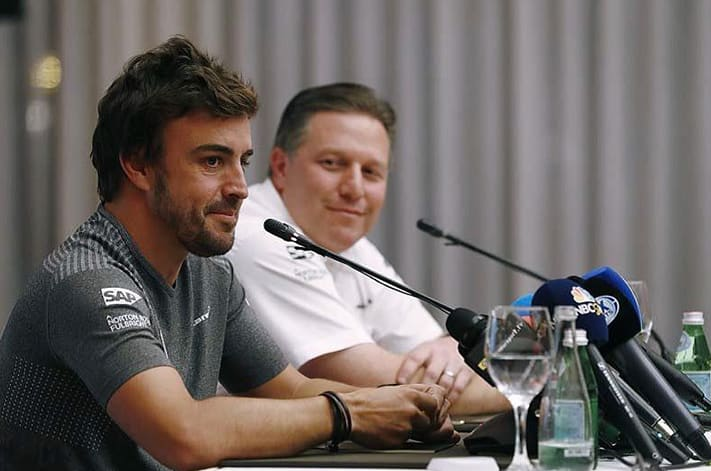 Fernando Alonso to the Indy 500 – how it happened