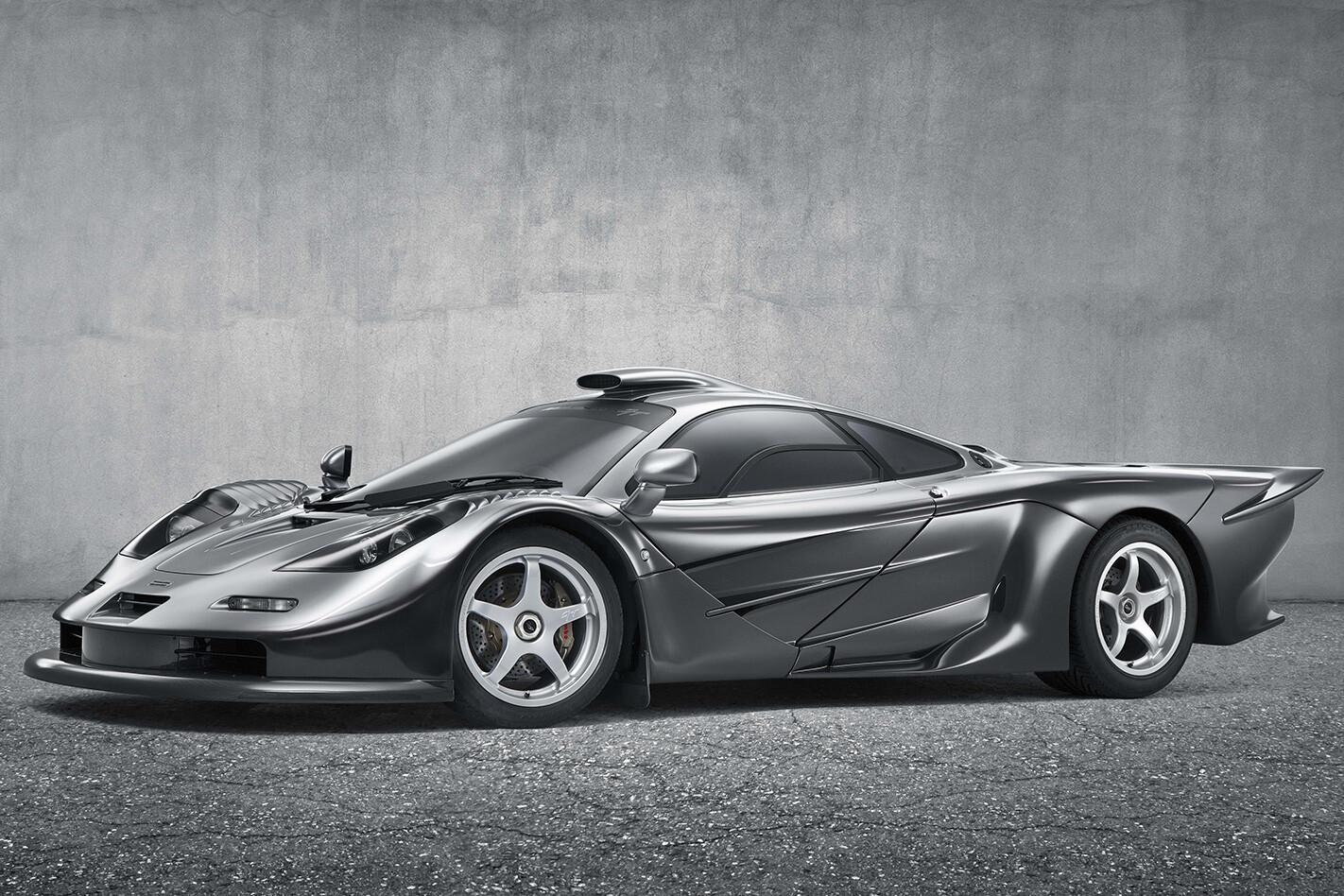 Ten Coolest Homologations Mc Laren F 1 GT LT Jpg