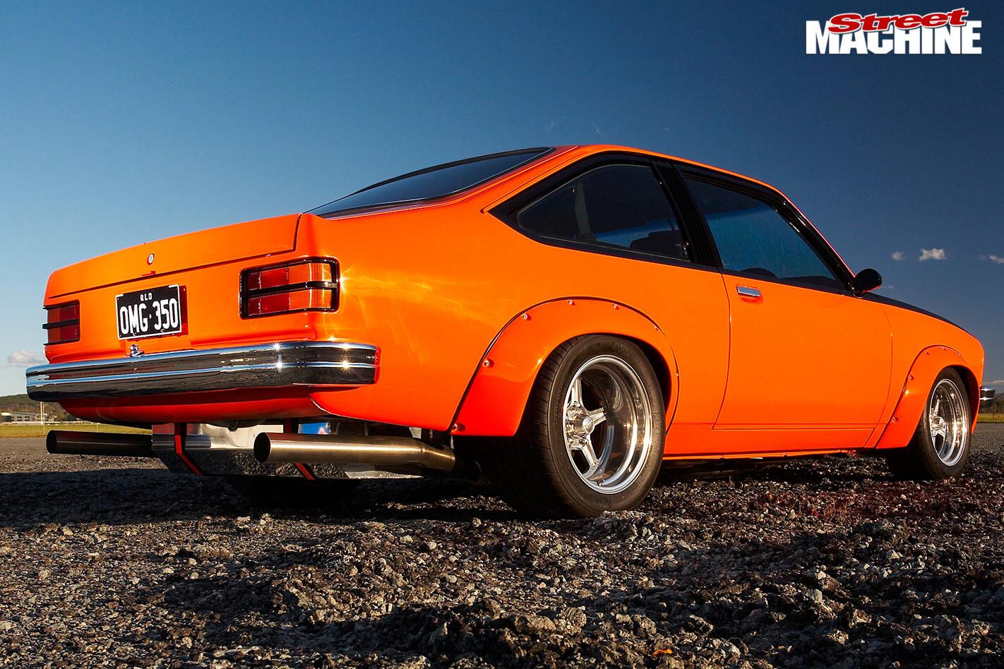 Holden Torana rear
