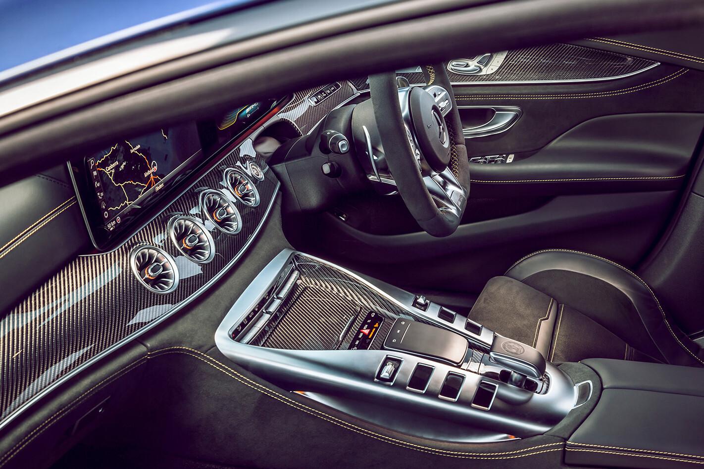 Mercedes Amg Gt Four Cut Jpg