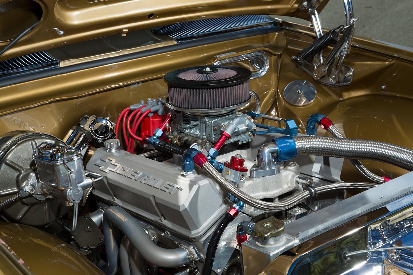 1969 HT HOLDEN PREMIER engine