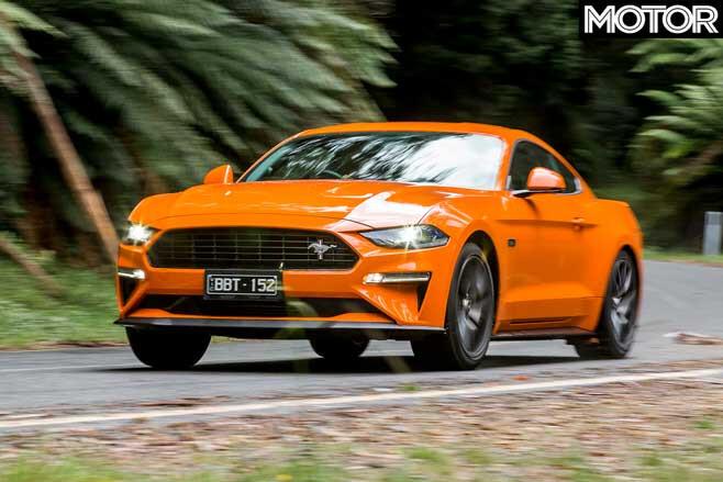 2020 Ford Mustang High Performance Handling Jpg