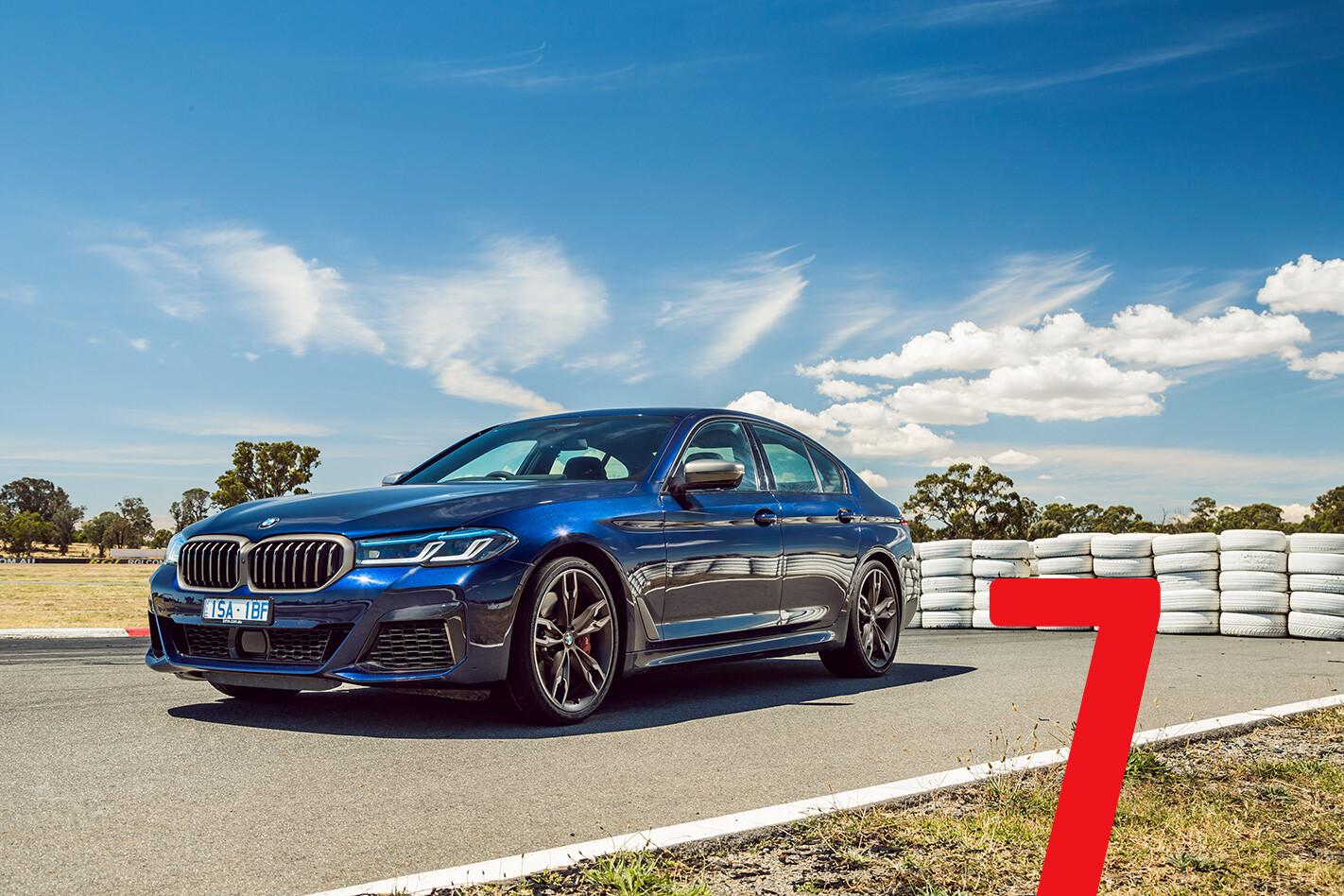 BMW M 550 I PCOTY 7 Cover MAIN Jpg