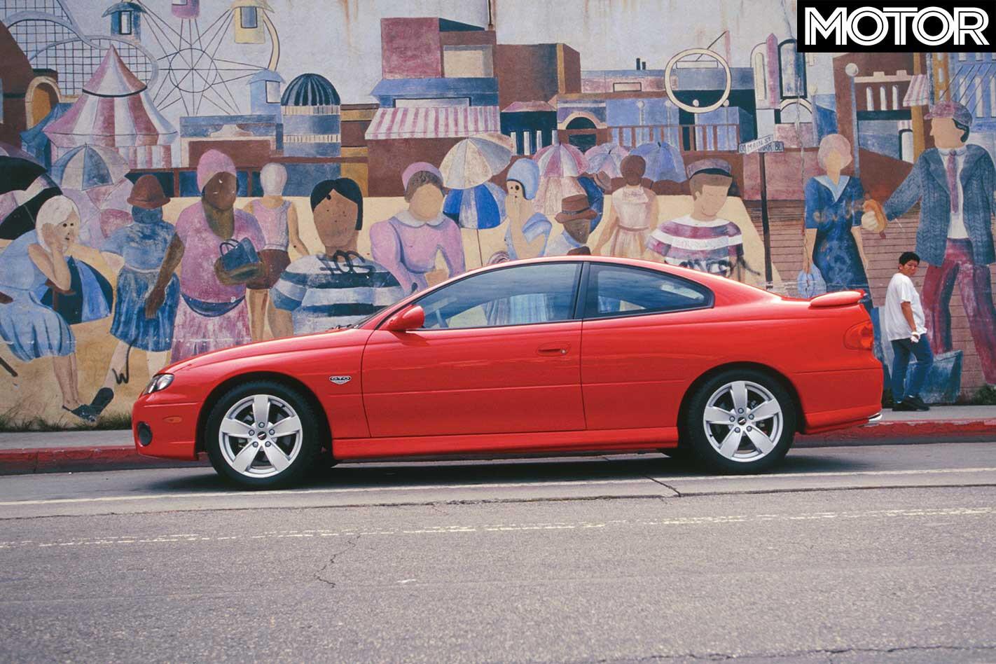 2004 Pontiac GTO Side Profile Jpg