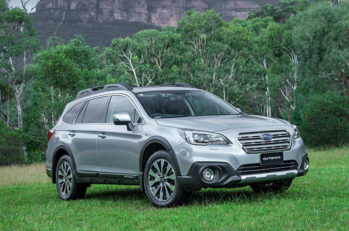Subaru Outback Jpg
