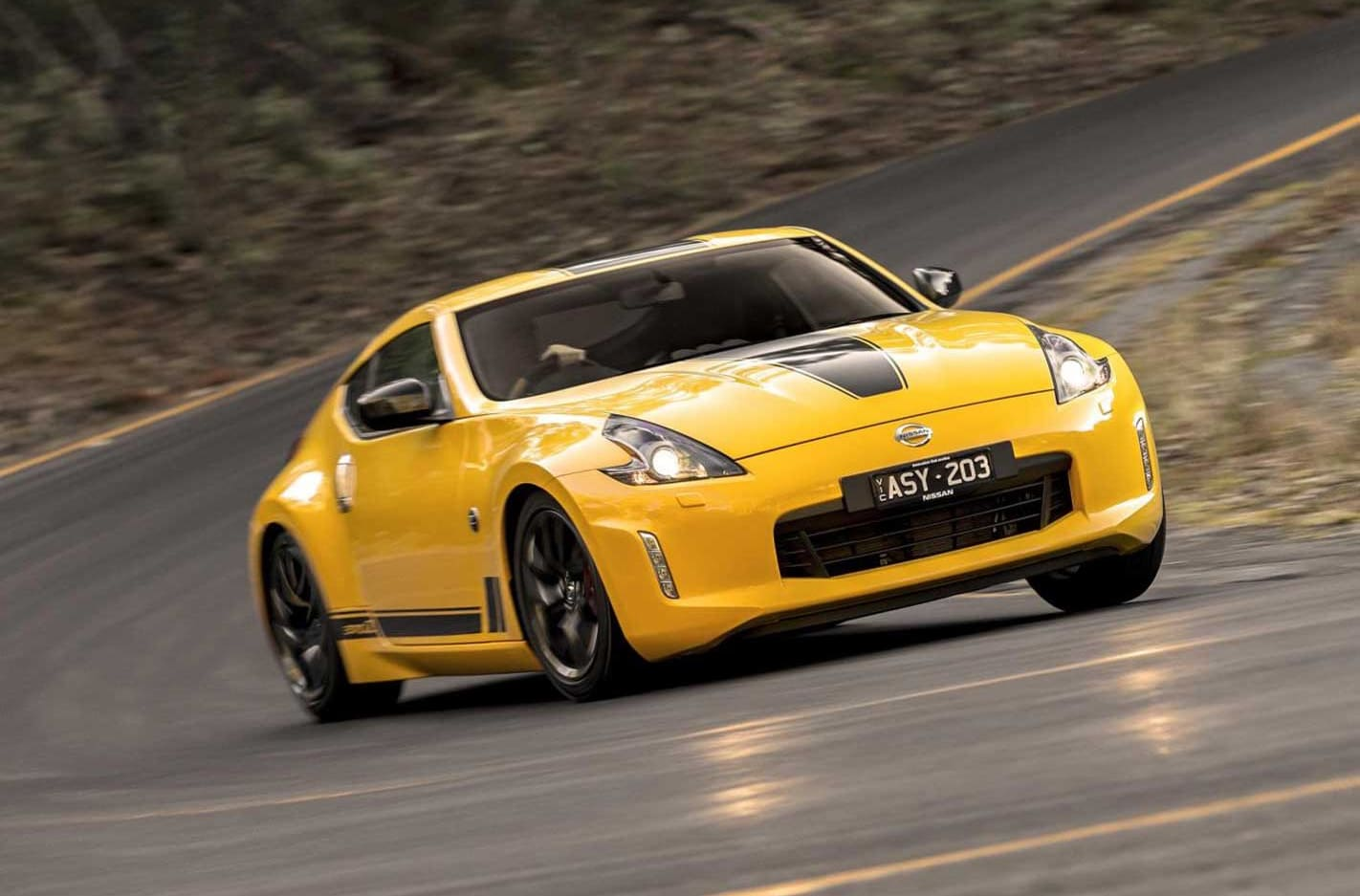 2018 Nissan 370Z N-Sport quick review