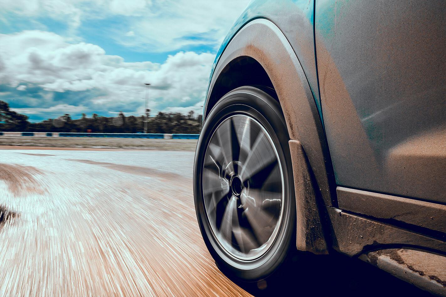 2020 Wheels Tyre Test Wet Cornering 2 Jpg