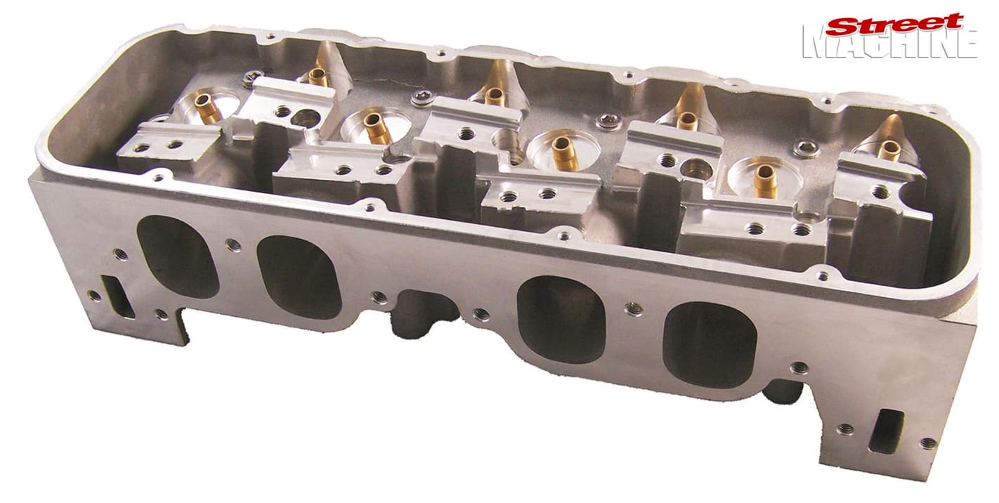 pro-filer cylinder heads