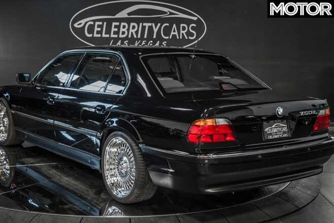 BMW 750 I L Tupac Back Jpg