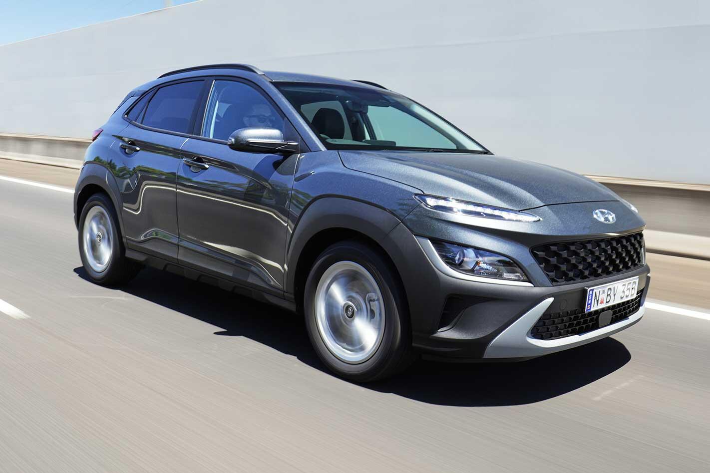 2021 Hyundai Kona Active review