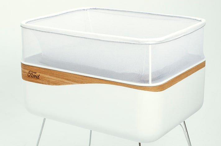 Ford develops baby cot