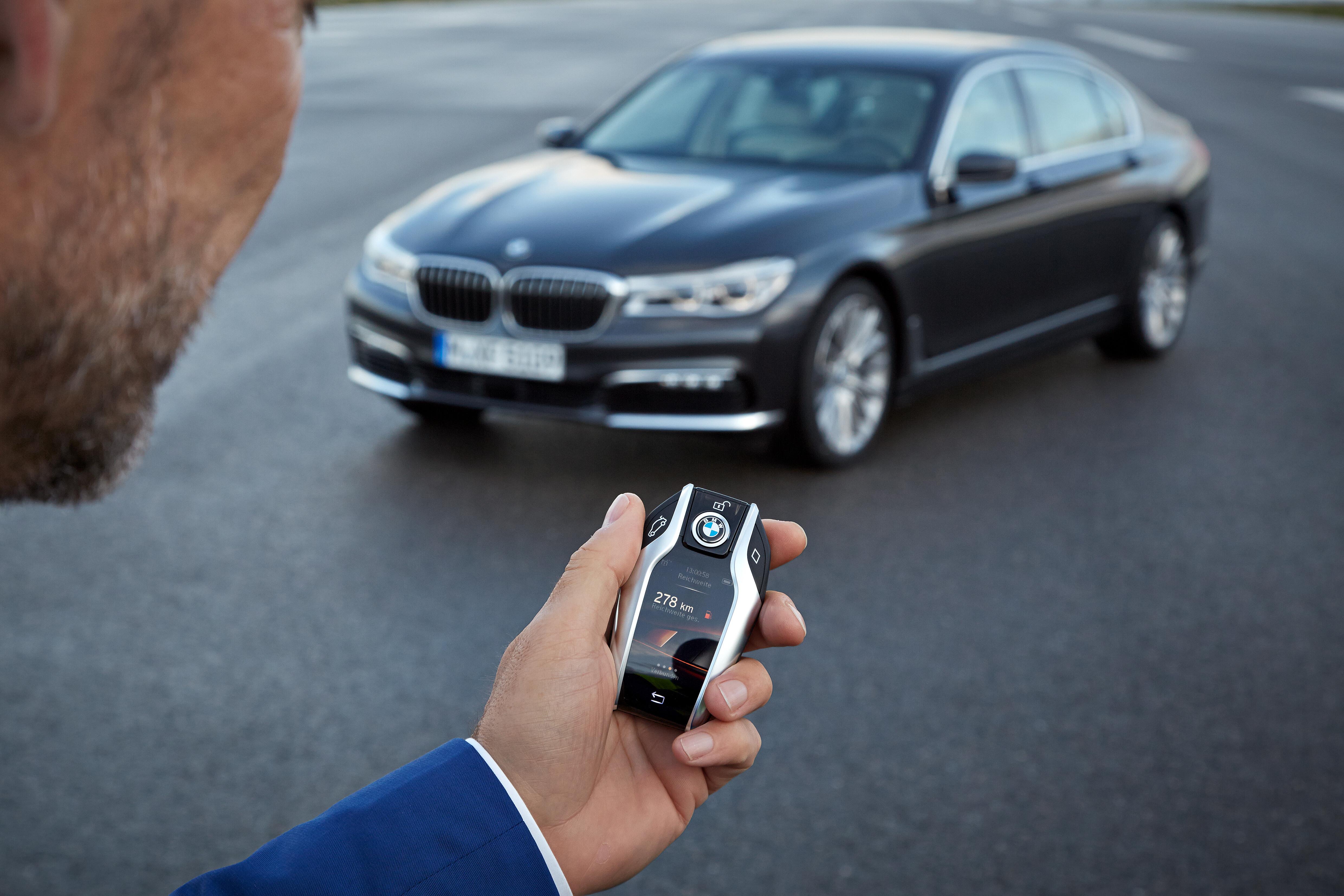 BMW7remote
