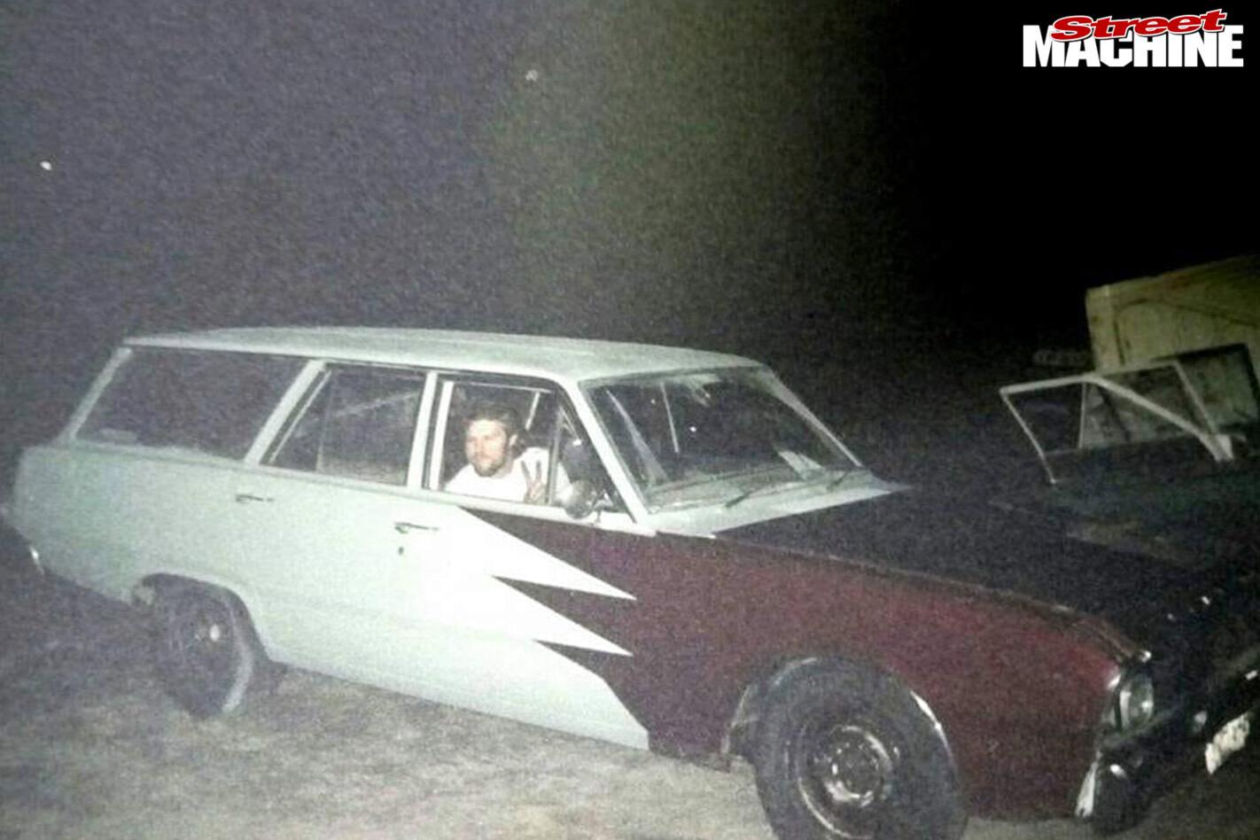 VG Valaint wagon