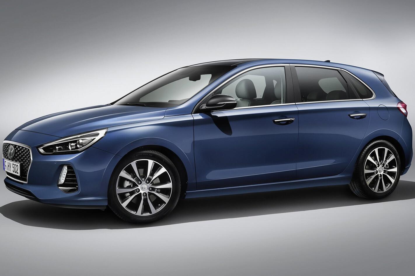 Hyundai I 30 2017 Side Front Jpg