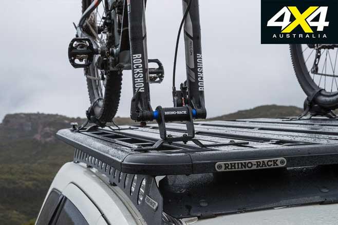 Rhino Rack Pioneer Thru Axle Bike Carrier Jpg
