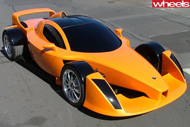 Hulme -F1-supercar