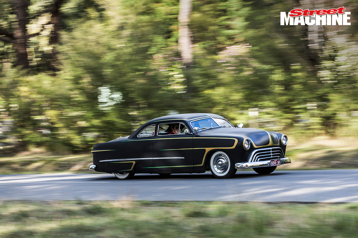 Ford Spinner Coupe Nw