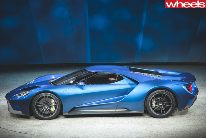 Ford -GT-side