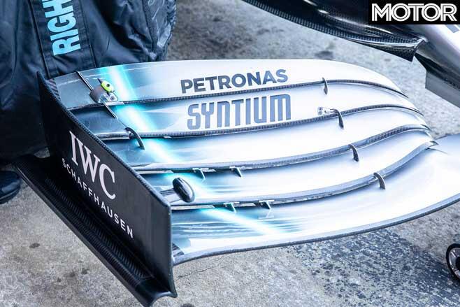 Mercedes AMG F 1 W 10 EQ Power Front Wing Jpg