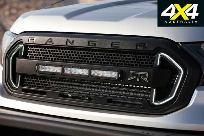 RTR Ford Ranger Rambler Concept Front Grille Jpg
