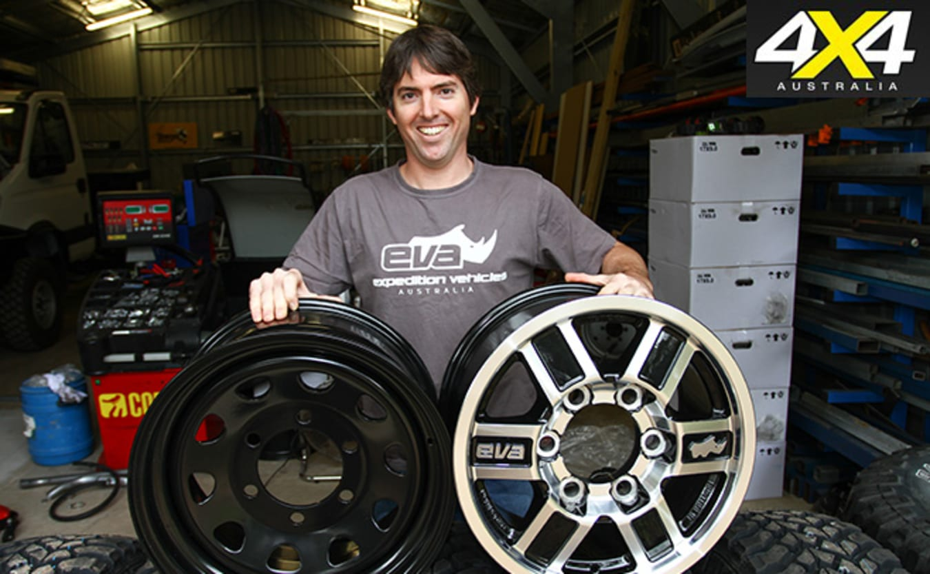ADR approved wheel rims