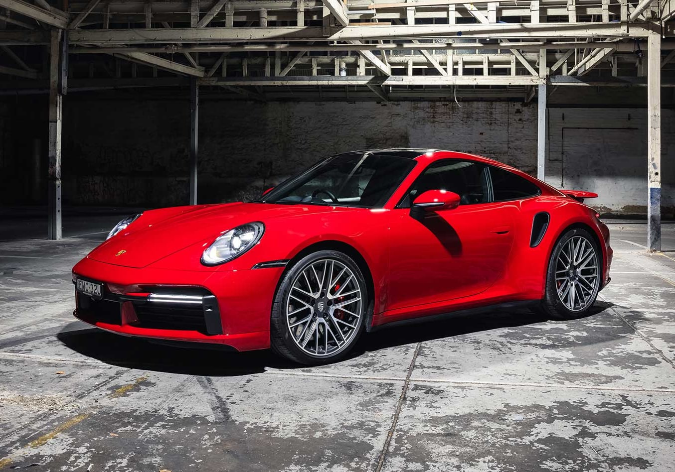 2021 Porsche 911 Turbo pricing and features